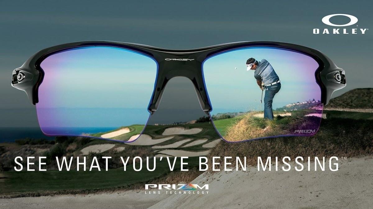 oakley brille golf