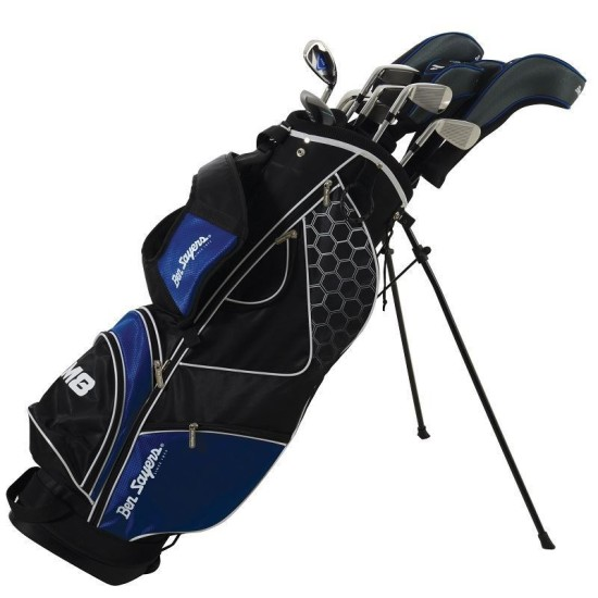 Ben Sayers M8 Package Set with Stand Bag