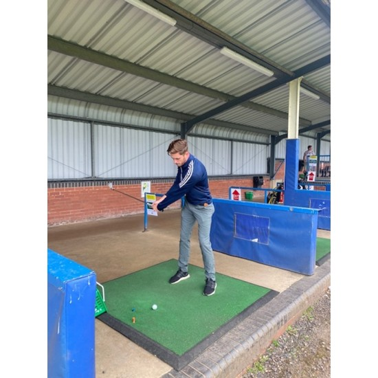 Golf Driving Range Loyality Card £30 get 20% free